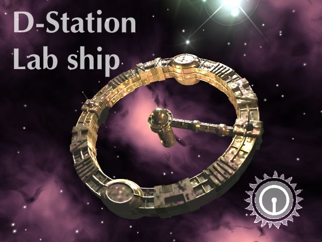 Lab Ship D-Station